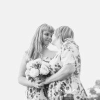 Мама и Дочь :: Наталья Арзуманян