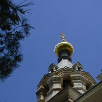 Самая красивая церковь Святой Земли. :: delete