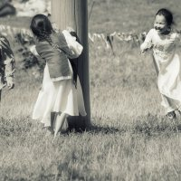 ...дети народа Саха на празднике Ысыах... :: Влада Ветрова