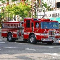 Пожарная помощь Америки :: Николай Танаев