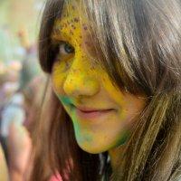 Веселые краски :: Надежда Шульц