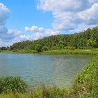Озеро :: Вячеслав Минаев