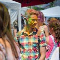 Фестиваль красок Волгоград :: Андрей Кривошапкин
