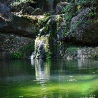 уединенный водопадик :: Наталия Григорьева