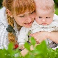 С мамой :: Наталья Ковальчук