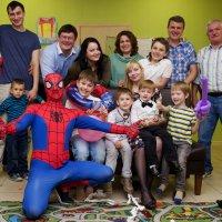 Мы и человек-паук :: Виталий Устинов