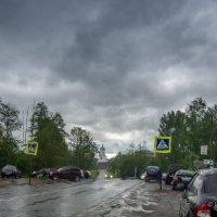 Дождь рисует.. :: Игорь Хохлов