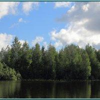 Большая вода :: Виктор Коршунов