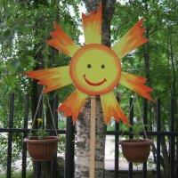 Солнце  улыбается, улыбается ... :: Алексей Рыбаков