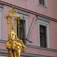 Москва. Театр им. Евг. Вахтангова. :: Larisa