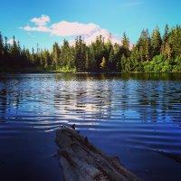 Mirror Lake, Oregon :: Julia Pitt