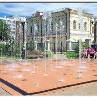 Лето в Иркутске :: Виктор Заморков