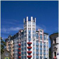 Дом Моссельпрома в Москве :: Irina-77 Владимировна