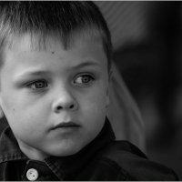 Портрет мальчика :: Борис Борисенко