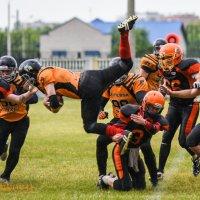 Это американский футбол , Детка)) :: Виктор Николаев