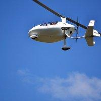 Автожир-вертолет RA-0166 :: Валерий Лазарев