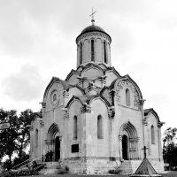 храм в Андронеевском маностыре :: Борис Александрович Яковлев