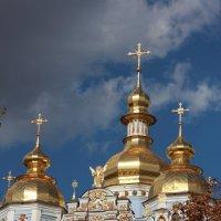 небесное золото :: Ирина Кано