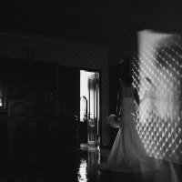 невеста... :: Батик Табуев