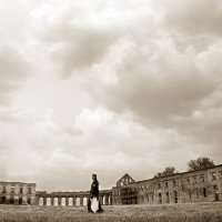 Ружанскі замак :: виктор омельчук