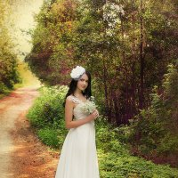 Невеста :: Алена Посадская