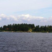 остров в Финском заливе :: павло налепин