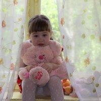 моя куколка задумалась :: Мария Соколова