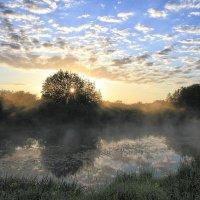 Река просыпается :: Сергей Михайлович