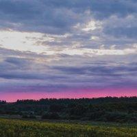 Солнце взойдет... :: Дмитрий Чулков