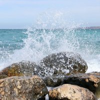 В море волны... :: Nyusha
