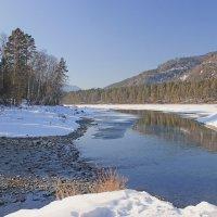 Голубые озера на Аскате :: Елена ))