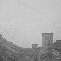Генуэзская крепость (Судак) :: Денис Малых