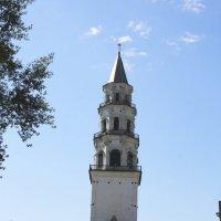 невьянкая наклонная башня :: сергей вдовин