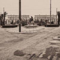 Комсомольская площадь :: Константин Бобинский