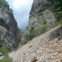 В каньоне Сападере. :: Чария Зоя
