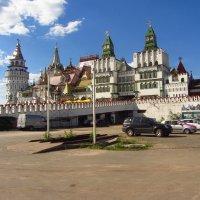 Измайловский кремль :: Андрей Лукьянов