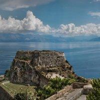 Греция. Корфу.Керкира.(Столица острова).Старая крепость. :: юрий макаров