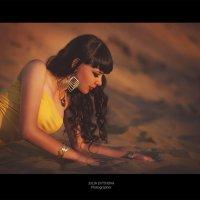 Королева золотого песка. :: Юлия