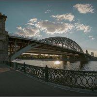 Андреевский мост. :: Владимир Елкин