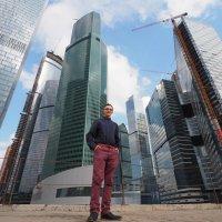 Современный городской  портрет :: Zifa Dimitrieva
