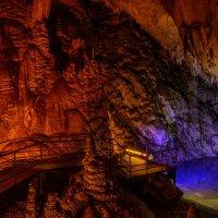 В пещере Дим Магарасы :: Дмитрий Брошко