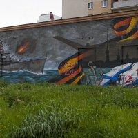 Питерское граффити.. :: Владимир Питерский