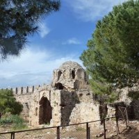Византийская церковь. :: Чария Зоя