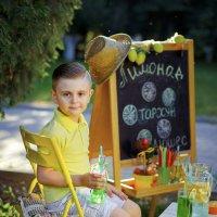 Лимонад :: Катерина Терновая
