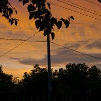 Удивительный закат :: Ксения Довгопол