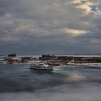 Скованный льдами :: Константин
