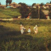Однажды на селе... :: Сергей Винтовкин