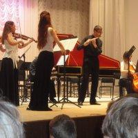 Сергей Заякин (флейта), Бах :: Лебедев Виктор