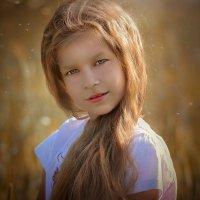 Солнечная :: Elena Peshkun