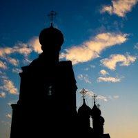 Церковь :: Виктор Зенин